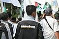 Pelajar Assalam Sumbar dalam aksi solidaritas.jpg