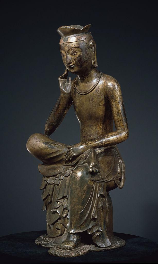 File:Pensive Bodhisattva 02.jpg - Wikipedia, the free encyclopedia