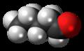 Pentanaldehyde 3D spacefill.png