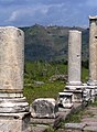 Pergamos Acropolis as seen from the Asklepieion wza.jpg