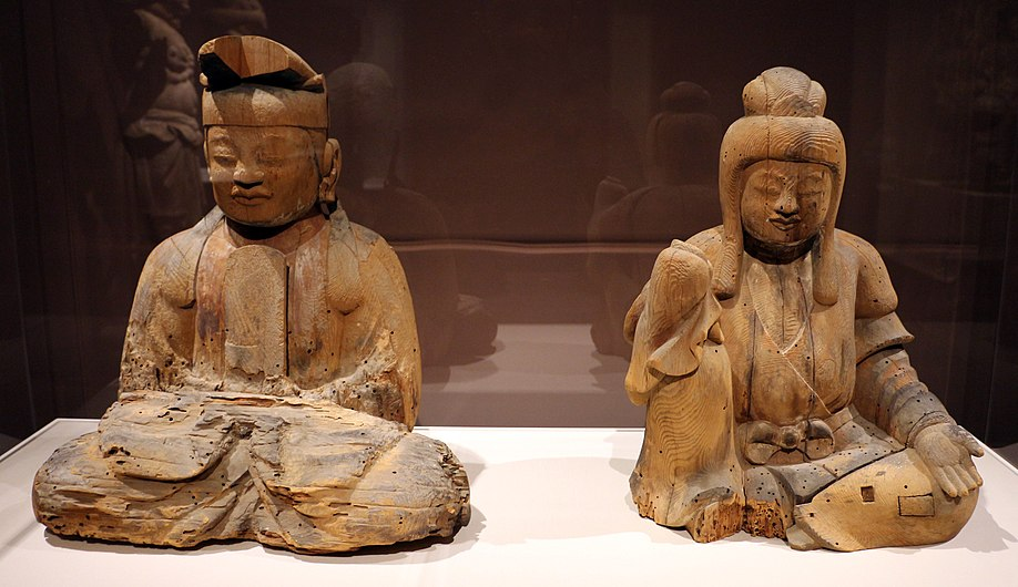 Periodo heian, divinità shintoiste (kami), x secolo.jpg