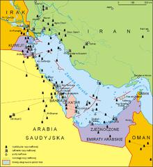Zatoka Perska Wikipedia Wolna Encyklopedia