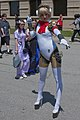 Persona 3 Aigis cosplay at Anime North 2010.jpg