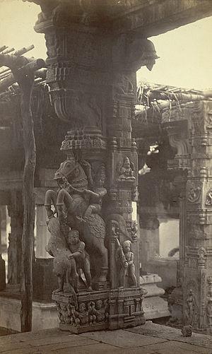 Perur Pateeswarar Temple - Image: Perur 2