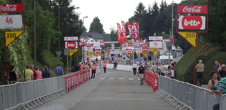 Perwez - Tour de Wallonie, étape 2, 27 juillet 2014, arrivée (A14).JPG