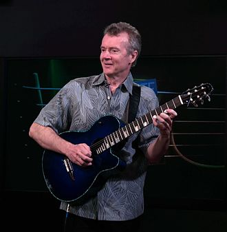 Peter White (musician) - Image: Peter White By Phil Konstantin