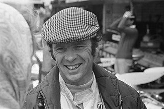 Peter Gethin - Gethin at the 1971 Dutch Grand Prix