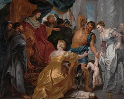 Peter Paul Rubens: The Judgement of Solomon