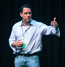 Peter THIEL - Business angel