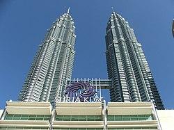 Petronas tower - Kuala Lumpur - panoramio - Thajsko.jpg