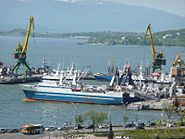 Petropavlovsk-kamchatsky seaport