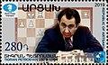 Petrosian 2019 stamp of Artsakh2.jpg