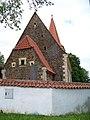 Petrovice, kostel svatého Jakuba, od východu.jpg