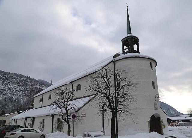 Pfarrkirche Kufstein-Sparchen
