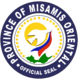 Official seal of Misamis Oriental