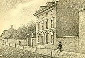 Philadelphia Presidents house
