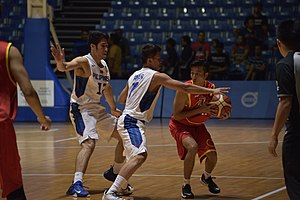 Philippines at the 2015 Southeast Asian Games - Philippines v. Malaysia; June 11, 2015