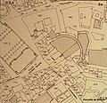 Pianta del Catasto Pio Gregoriano, Planimetria Fori Imperiali (1820-1835).jpg