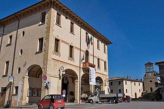 Novafeltria - Town Hall.