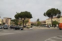 Piazza Roma, Aprilia LT, Lazio, Italy - panoramio.jpg