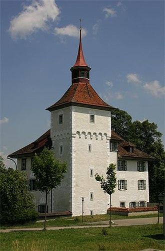 Bailiff's Castle (Willisau) - Landvogteischloss