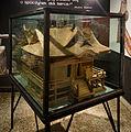 Pieniężno, Muzeum Werbistów, model świątyni shintoistycznej.jpg