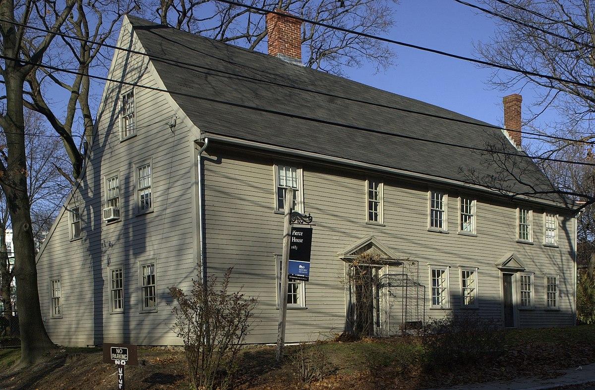 pierce house dorchester massachusetts wikipedia