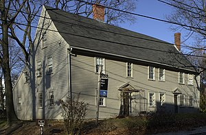 Pierce House (Dorchester, Massachusetts) - Image: Pierce House Boston MA