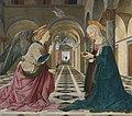 Piermatteo d'Amelia - Annunciation, c. 1475.jpg