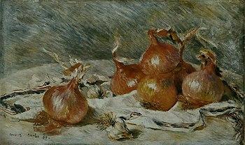 Pierre-Auguste Renoir - Oignons