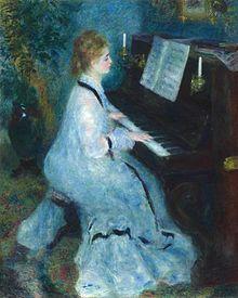 Výsledek obrázku pro šlechtična u klavíru