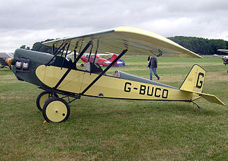 Pietenpol Air Camper - UK variant Pietenpol Air Camper