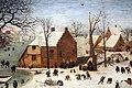 Pieter bruegel il vecchio, censimento di betlemme, 1566, 13.JPG