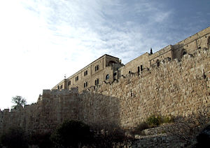 English: Walls of Jerusalem, Religion in Israe...