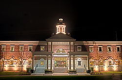 Village Hall in Plainfield, Illinois