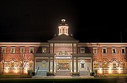 none Village Hall in Plainfield, Illinois