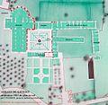 Plan des ruines de l'abbaye de Savigny.jpg