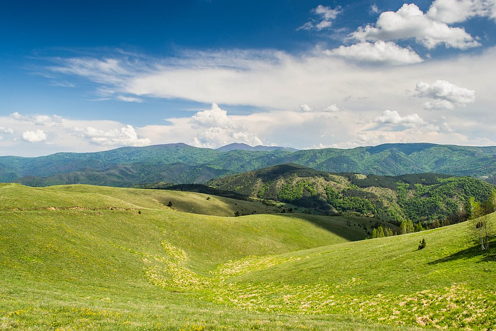 Planina Stolovi