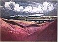 Plate 1 (Egdon Heath) Puddletown Heath near Bockhampton, Dorsetshire - 1925.jpg