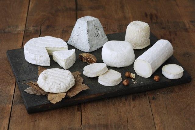 Козий сыр во Франции
