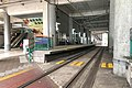 Platform 1 of Tuen Mun Ferry Pier Stop (20180908104529).jpg