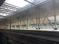 Platform of Guangmingcheng Station 3.jpg
