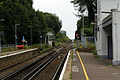 Platforms Shepherds Well Railway Station Shepherdswell Kent England.jpg