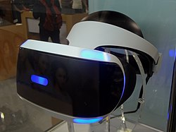 PlayStation VR sample, Taipei IT Month 20161211.jpg