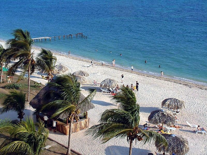 Playa Ancón Cuba é boa para mergulho?
