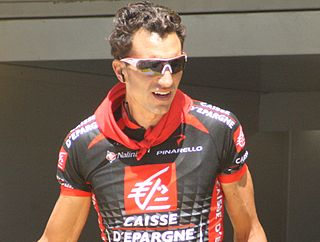 Rubén Plaza Spanish professional road bicycle racer
