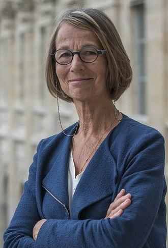 Françoise Nyssen - Image: Plowy Francoise Nyssen (cropped)