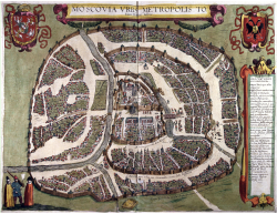 Polish plan of Moscow 1610.PNG