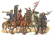 Polish soldiers 1588-1632