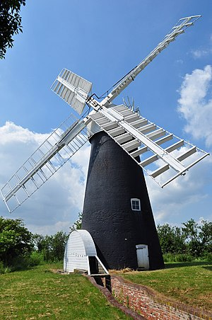 Reedham, Norfolk - Polkey's Mill